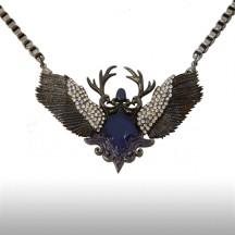 Metalic Magnanimous Brooch