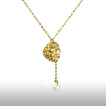 Gold Holy Berry Necklace