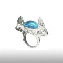 Azur Parlous Chameleon Ring