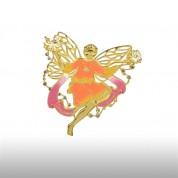 Winter Fairy Queen Pendant