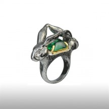 Green Robin Goodfellow Ring