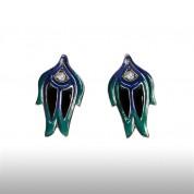 Winter Hermia Earrings