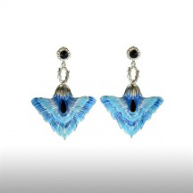 Azur Felicitous Peacock Earrings